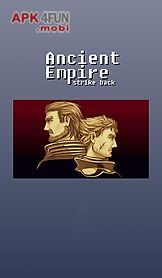 ancient empire: strike back up