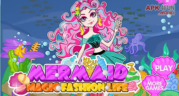 Mermaid magic fashion life