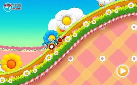 easter bunny: fun kid racing