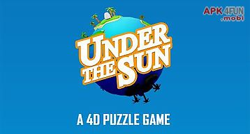 Under the sun: 4d puzzle game