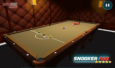 snooker professional 3d