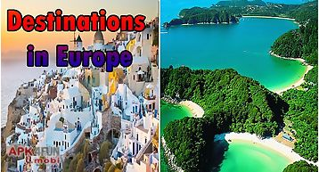 Unreal travel destinations in eu..