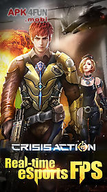 crisis action-fps esports