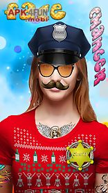 funny makeover photo booth