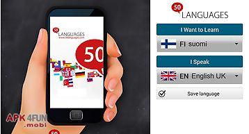 Learn finnish - 50 languages