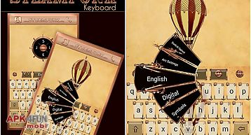 New steampunk keyboard