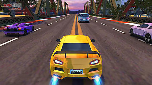 Racing car: city turbo racer for Android free download from