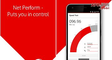 Vodafone net perform