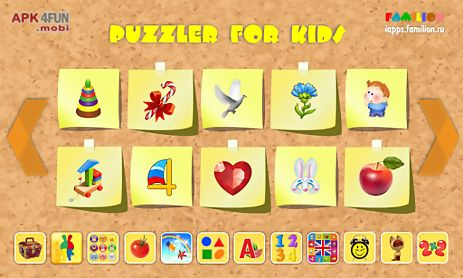 puzzler for kids