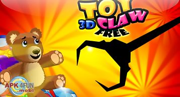 Toy claw 3d free