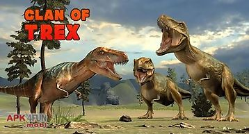 Clan of t-rex