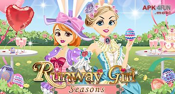 Runway girl seasons