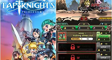 Tap knights: princess quest