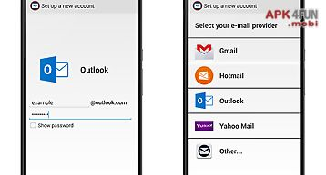 E-mail reader for msn hotmail™