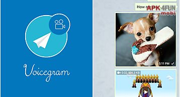 Voicegram- telegram with voice