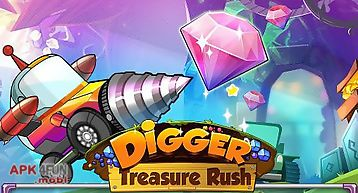 Digger 1: treasure rush