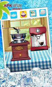 coffee maker - free kids games