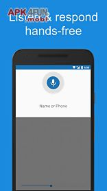 text by voice