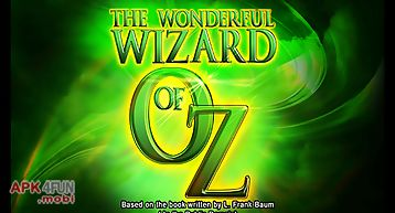 Wonderful wizard oz slots free