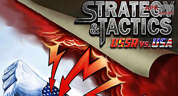 Strategy and tactics: ussr vs us..