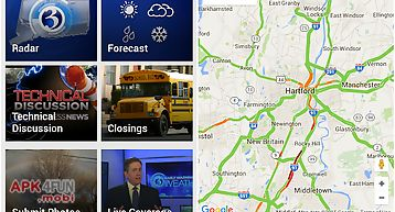 Hartford weather radar - wfsb3