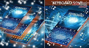 Keyboard for sony xperia j
