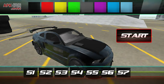 sports car simulator 3d 2014