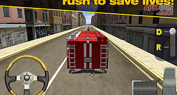 Firefighter simulator