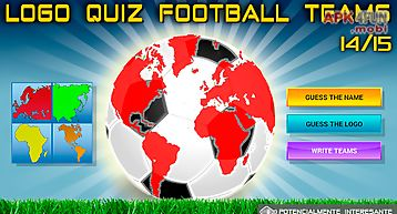 Logo quiz football teams 14/15