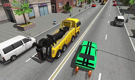city extreme traffic racer