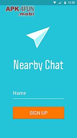 nearby chat
