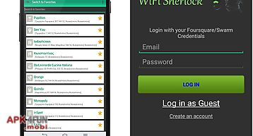 Wifi sherlock - wifi finder
