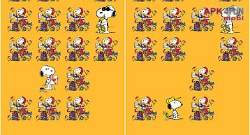 Snoopy match up game
