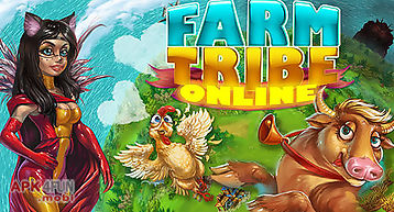 Farm tribe online: floating isla..