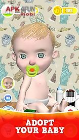 my baby 2 (virtual pet)