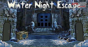 Winter night: escape