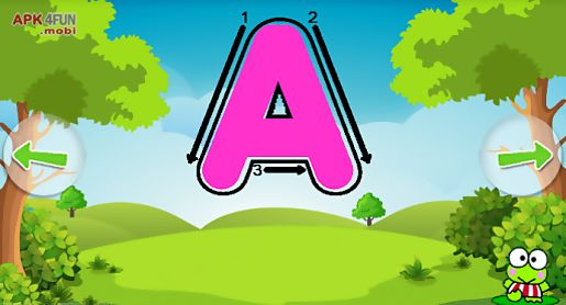abc coloring games