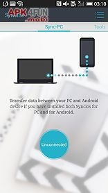 Syncios for Android free download from Apk 4Free market - Apk4Free Mobi