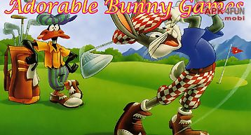 Adorable bunny games