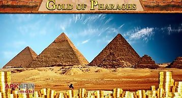 Gold of pharaohs