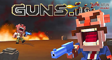 Guns.io: survival shooter