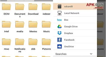 Astro file manager and cloud