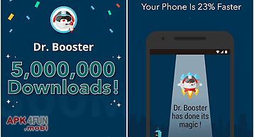 Dr. booster - boost game speed