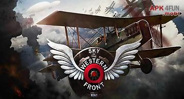 Ww1 sky of the western front: ai..