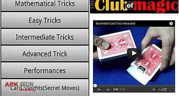 The club of magic tricks