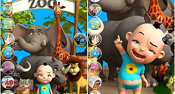 Baby games: babsy baby zoo