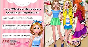 Bff day - social queen 3