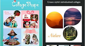 Collage shape—collage maker