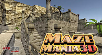Maze mania 3d: labyrinth escape