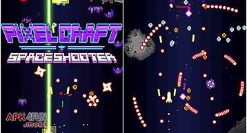 Pixel craft: space shooter